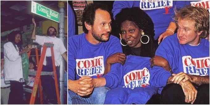 Happy birthday Whoopi Goldberg!