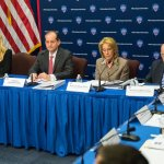 It was great to join Secretaries Acosta, DeVos and Ross for the inaugural meeting of the Task Force on #Apprenticeship Expansion. This Administration is committed to elevating the dignity of work and enabling more Americans to secure a family sustaining job. #WorkforceDevelopment