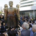 松井知事「お宅らの先祖はケダモノ…という事実誤認の碑を建てる行為」「次の世代の人権に関わる」 米SF…
