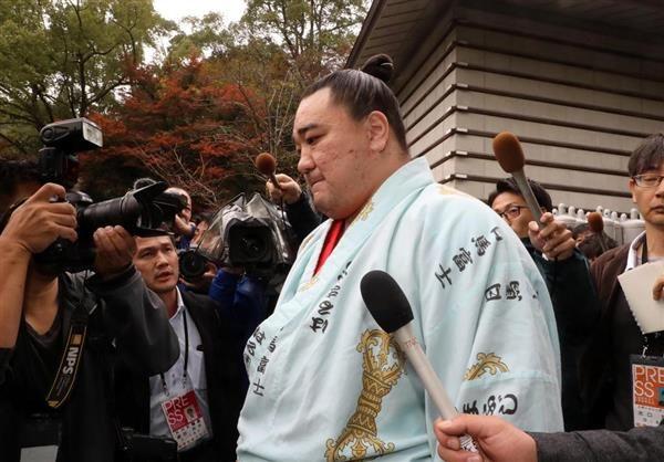 日馬富士が貴ノ岩に暴行か 相撲協会が緊急会合 sankei.com/sports/news/17…