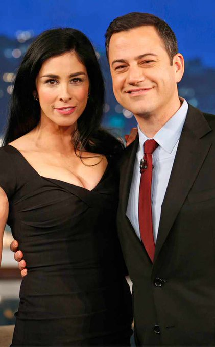 Sarah Silverman Wishes Jimmy Kimmel A Happy 50th Birthday: See More Friendly Celebrity Exes