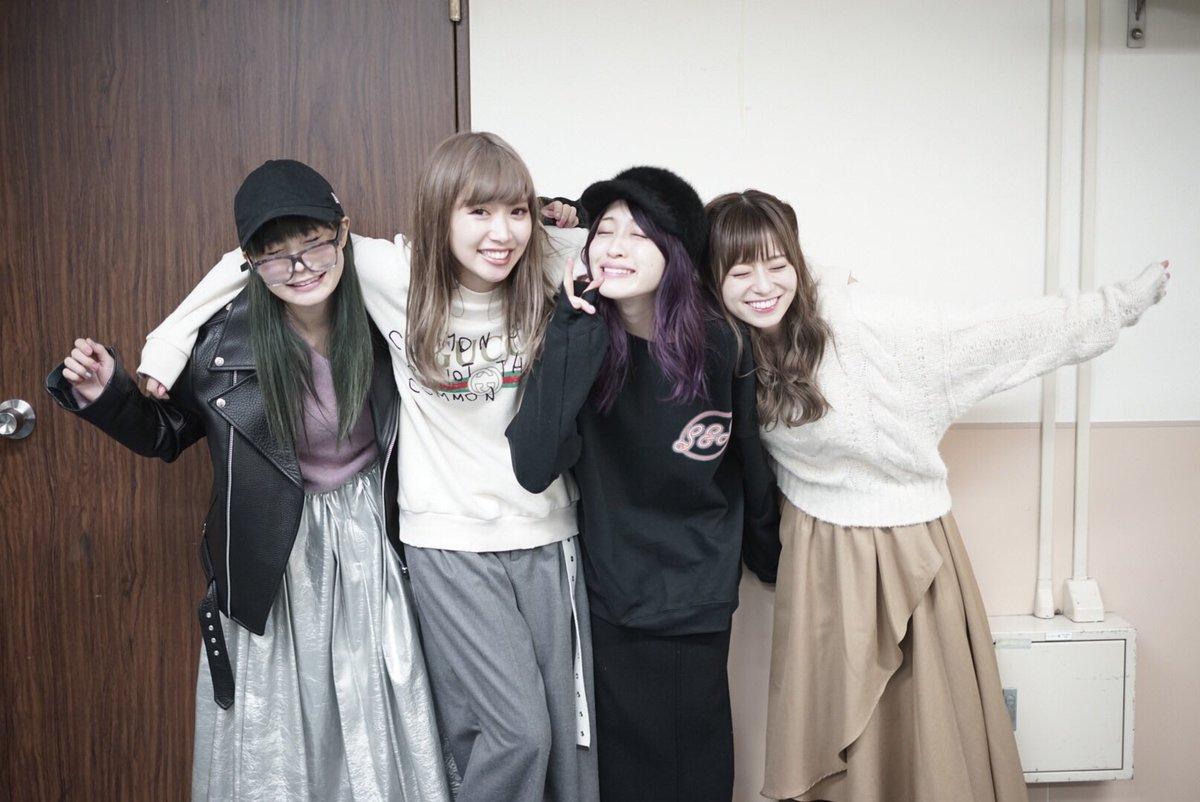 メジャーデビュー5周年🤤🍻🎊 いつもありがとう これからもよろしくね♡ ツアーファイナル武道館2日目…