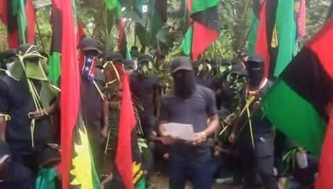 IPOB has disowned and dissociated itself from some radical youths that threatened to kill President Buhari during his visit to the South-East.