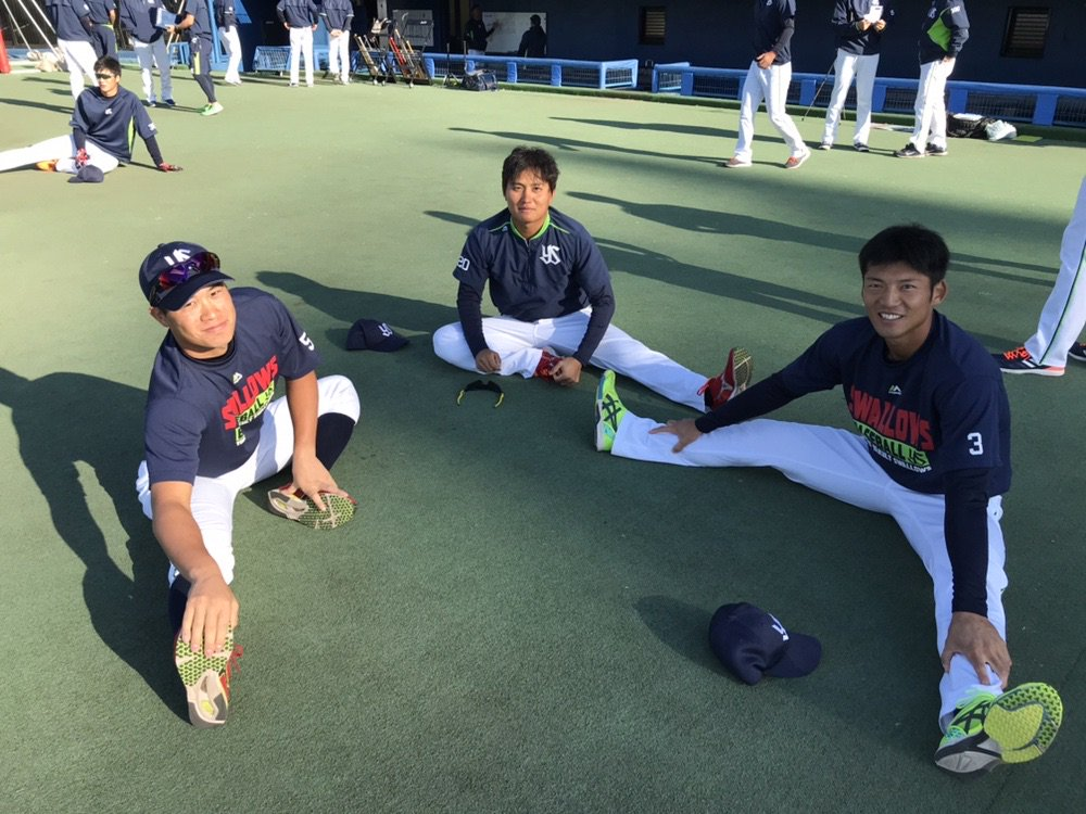 【松山キャンプ】本日は練習お休みですが、ここ数日間の様子写真を公式Facebookページにアップしま…