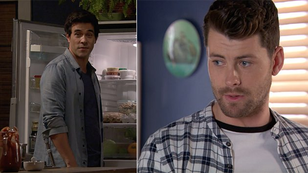 Try to watch this scene without laughing, you really can&#39;t!   WATCH:  https:// au.tv.yahoo.com/plus7/home-and -away/-/watch/37768760/home-and-away-moment-protective-morgan-brothers/ &nbsp; …  #HomeAndAway <br>http://pic.twitter.com/ve52ViCTUZ