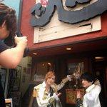 【雑誌】11月10日発売の声優アニメディア12月号、KUROFUNEの連載「KUROFUNEの店舗襲…
