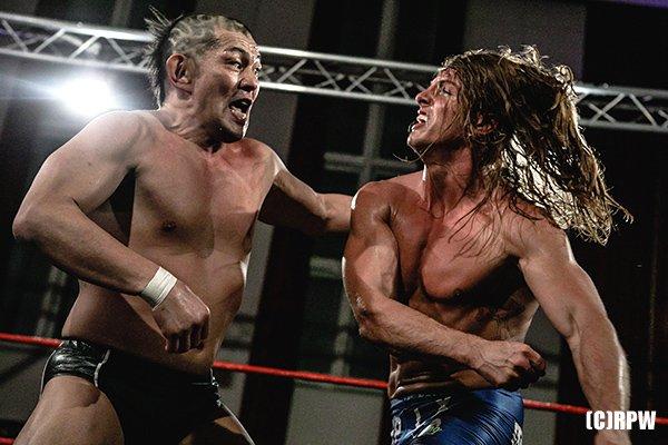 """NJPW/RevPro: Resultados """"Global Wars UK 2017"""" Días 1 y 2 - Zack Sabre Jr. retiene su título ante Will Ospreay 9"""