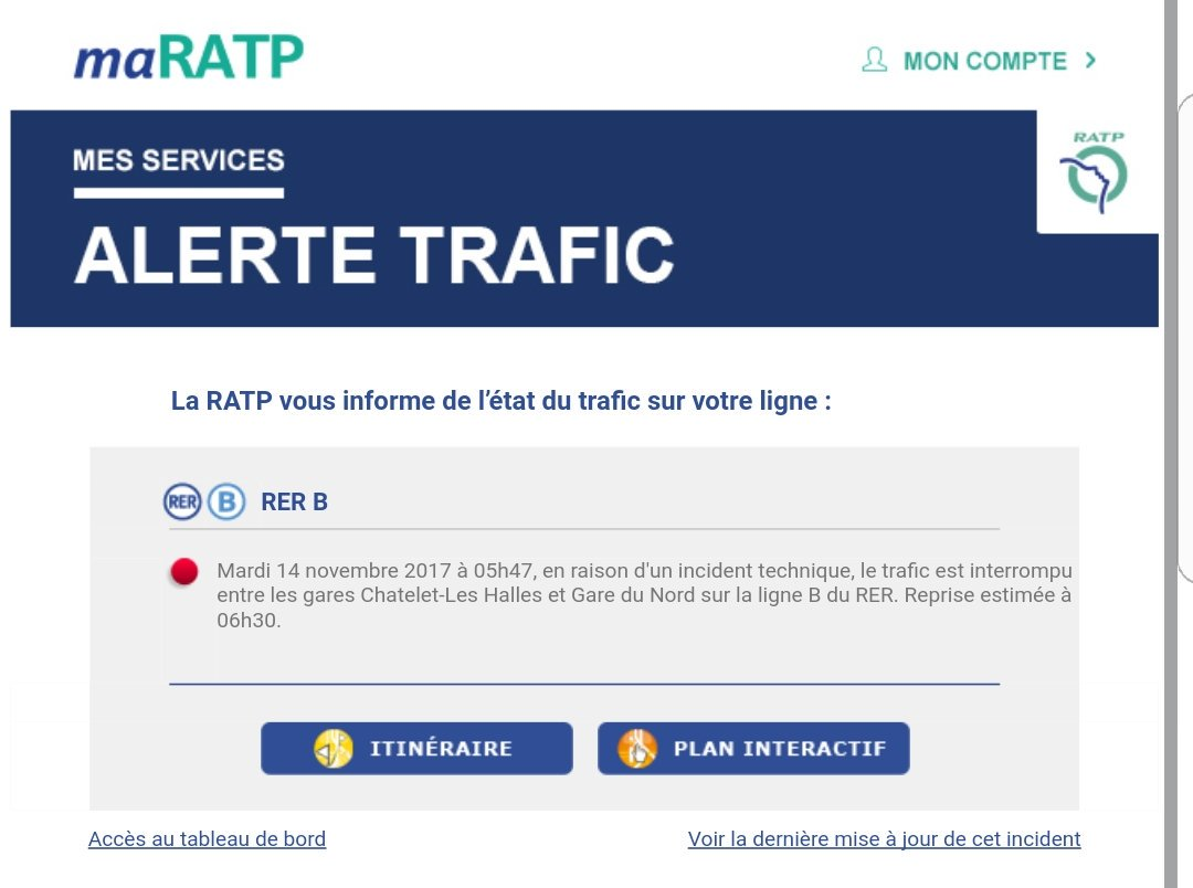Oh nooooon #RERB trafic interrompu ?  Pas encore  Pas ce matin  Pas tous les jours  Mais tu ne te lasse pas de faire chier les usagers à force? Les meilleures plaisanteries sont les plus courtes @RERB @denismasure @vpecresse  #TeamRERBpic.twitter.com/8nSNoVg8f2
