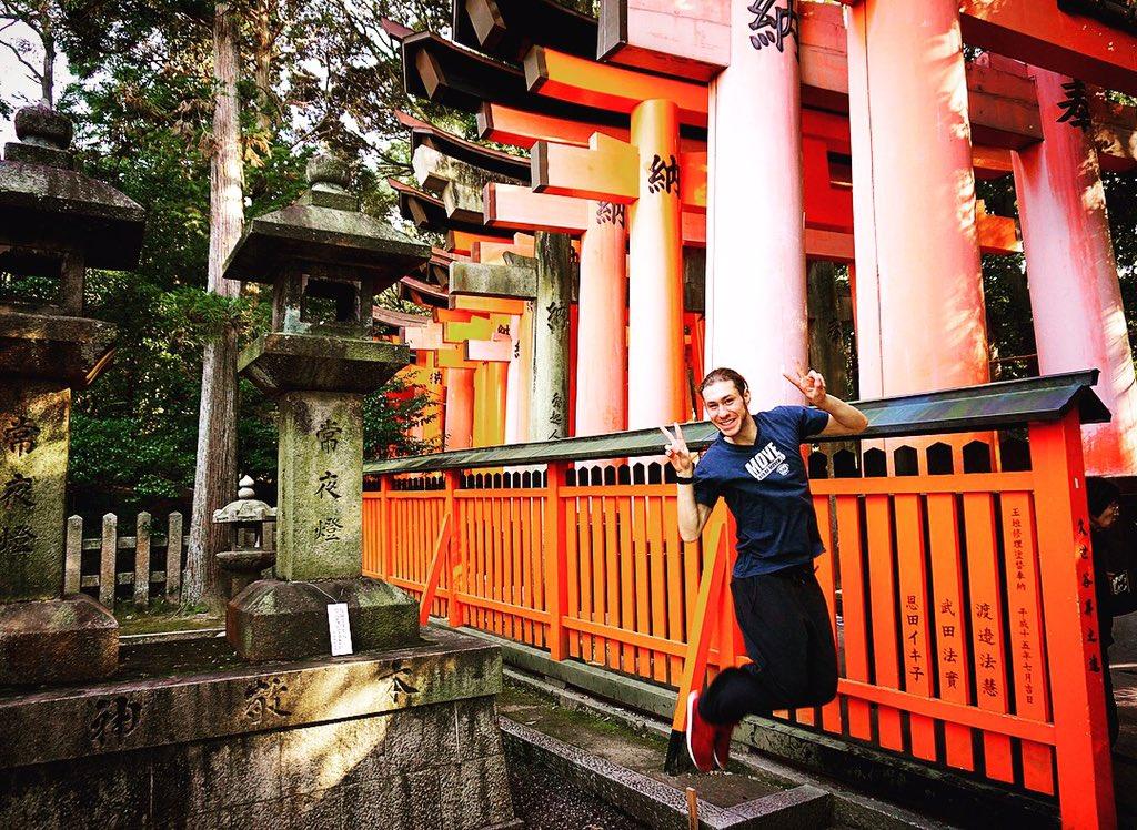 ❤️💛 KYOTO 💛❤️ 昨日、私のかぞくは京都に行きました!とってもきれい!!