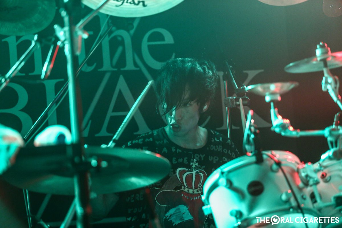 Diver In the BLACK Tour〜裏ツアー編〜 2017,11,13 at 富山MAI…