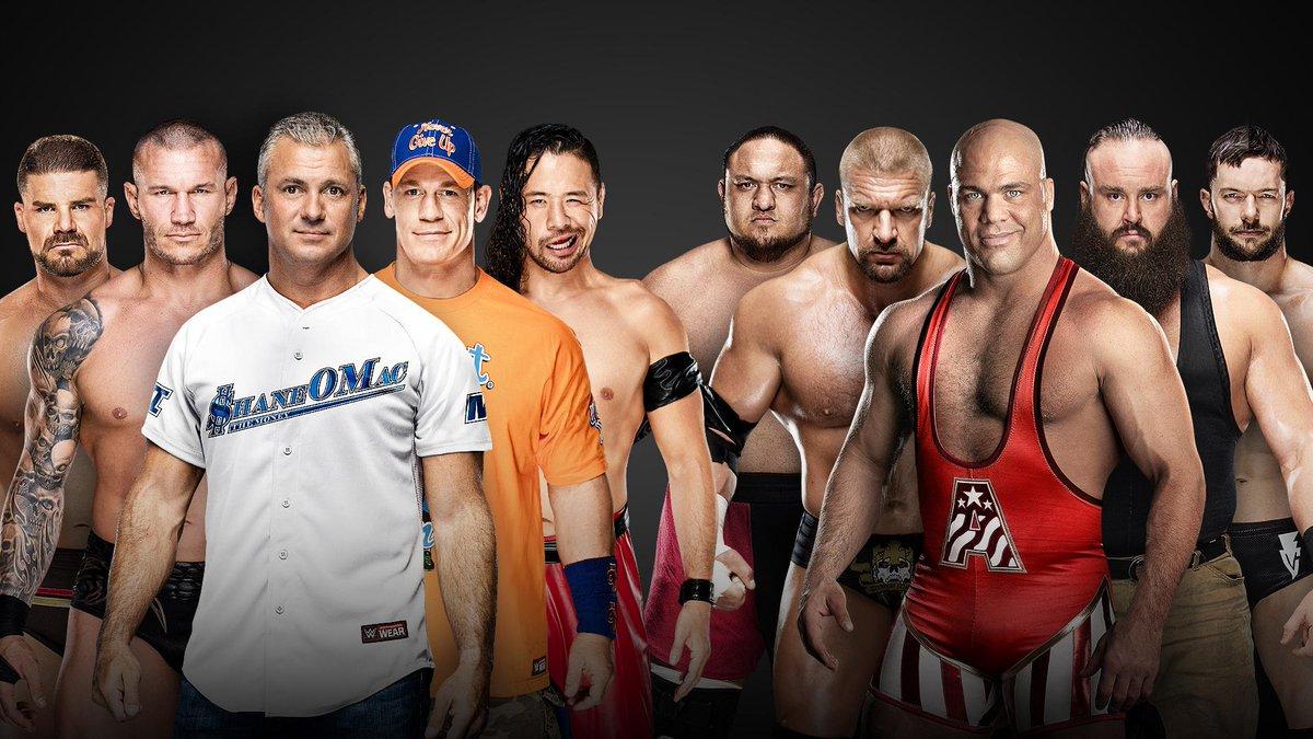 wwe survivor series 2017 - DOknD3AXUAAY5wk - Update: WWE Survivor Series 2017 Matches Card, Poster, Date, Location