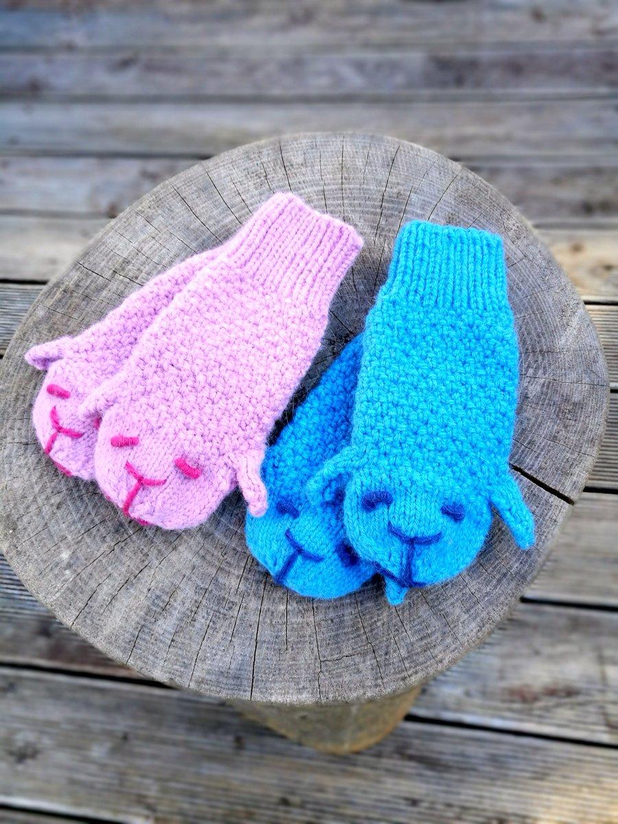 Mittens for kids #etsy #etsyshop #mittens #forkids #gloves #order #warmgloves #alpacayarn #animalsgloves #animalsmittens #EtsySeller #love<br>http://pic.twitter.com/6ptaqDaPGd