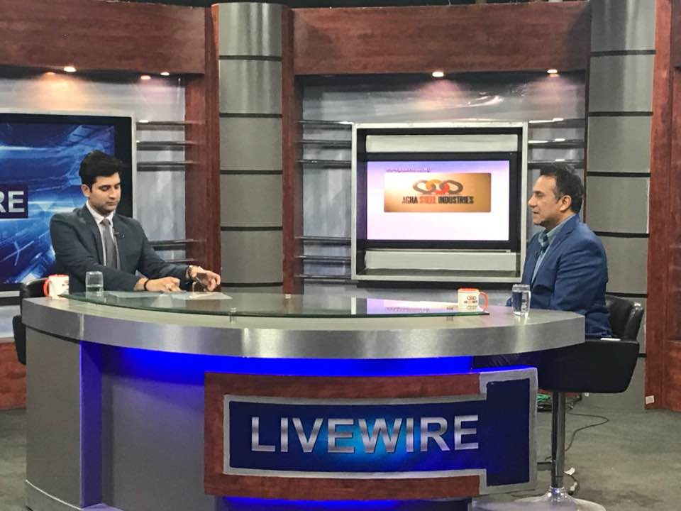 How has #innovation changed the very rhythms of history, lifestyles and #employment patterns in #Pakistan?   Watch a short version of Yusuf Hussain&#39;s interview with anchor @Rohailintikhab on @businessplus_tv. Click here:  http:// bit.ly/2hpRl9d  &nbsp;    #Ignite #Technology<br>http://pic.twitter.com/bAylujj8uV