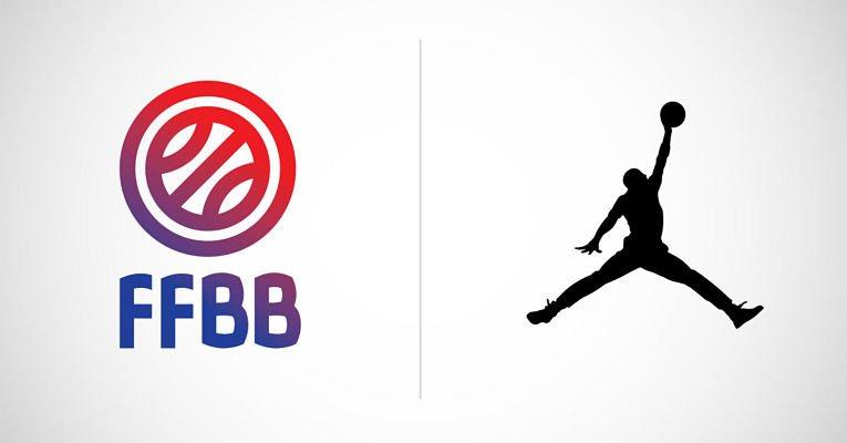 Jordan vestirá a la selección francesa de básquet
