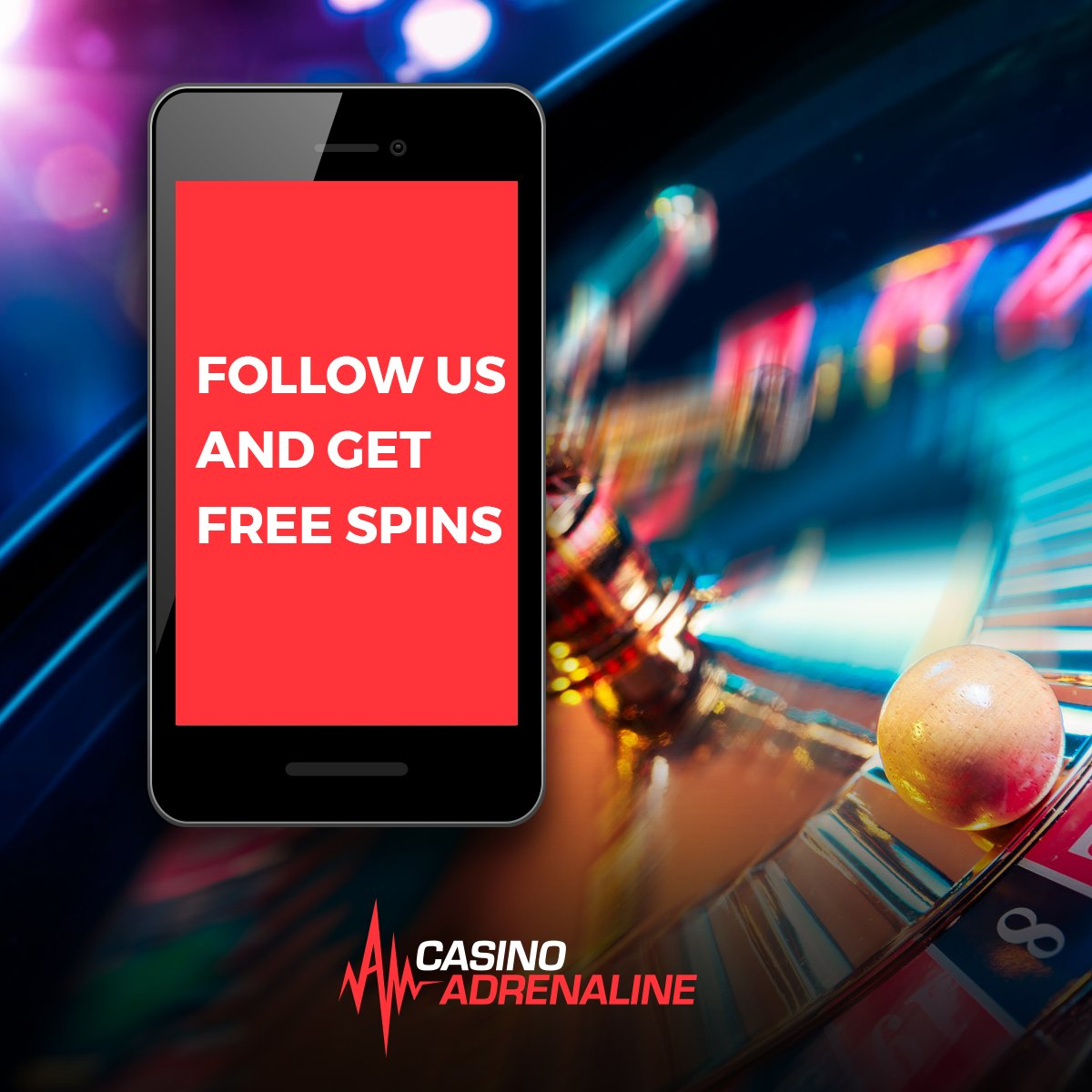 test Twitter Media - Follow us on Facebook and Twitter and be rewarded for it! Become our fan and follower to get 10 (no deposit) #freespins.  https://t.co/oSXfIB6U5E https://t.co/dDLAZglT4I