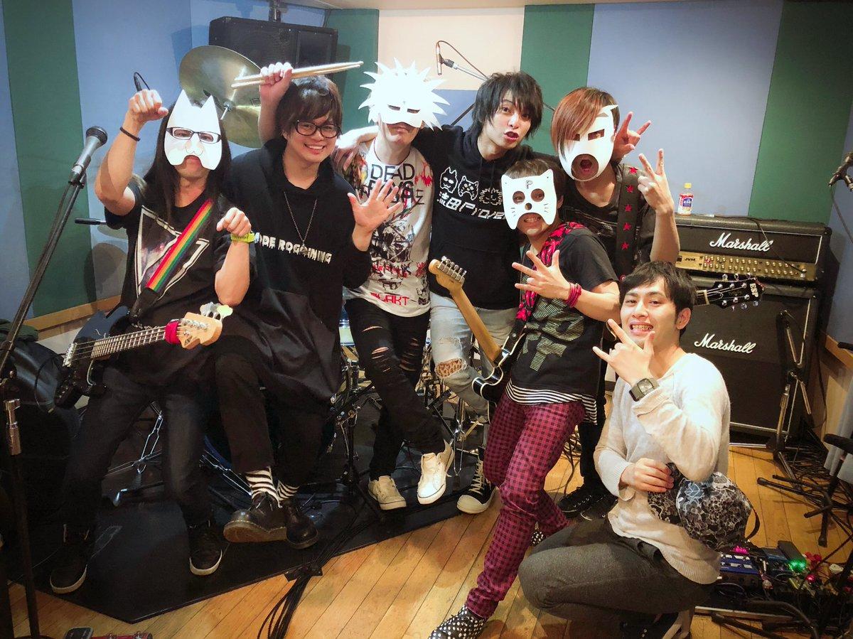 バンドで 『干物妹!うまるちゃんR』 OP&EDを演奏。 流田Project  ✳︎スペシャルサンク…