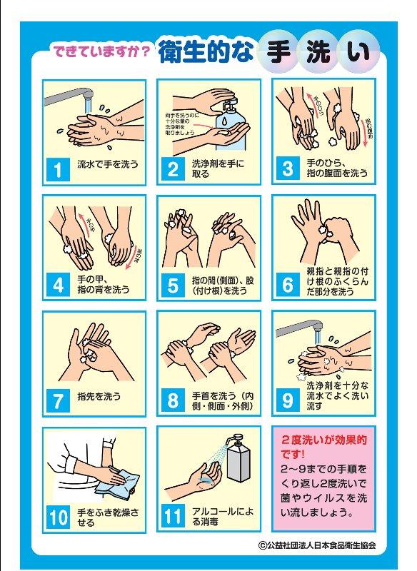 【手洗いと食品の加熱で防ごう!ノロウイルスによる食中毒】 ノロウイルスの感染経路はさまざまですが、主…