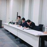 立憲民主主義についての勉強会がはじまりました。今回は伊藤真弁護士に来ていただきました!特別国会にあた…