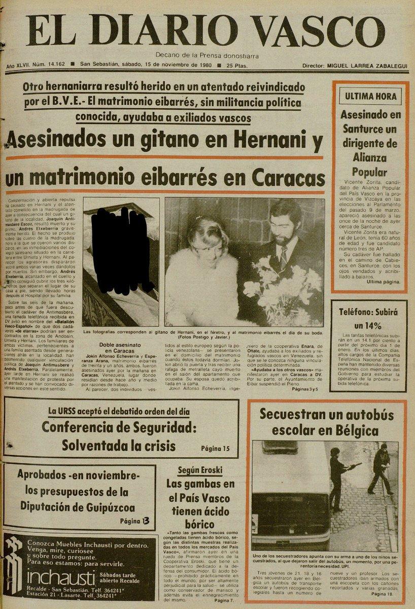 Memorial Vdelt On Twitter Recordamos Al Comerciante De Etnia  # Muebles El Gitano