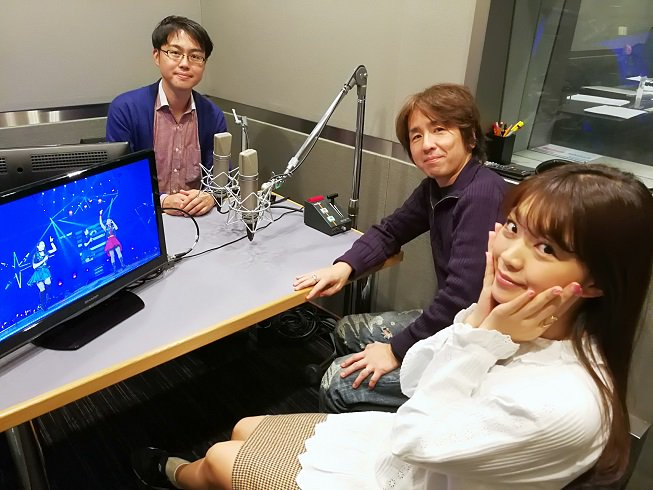 【NHK BSプレミアム】11/26(日)22:50からOAされるアニサマ2日目の放送では 三森すず…