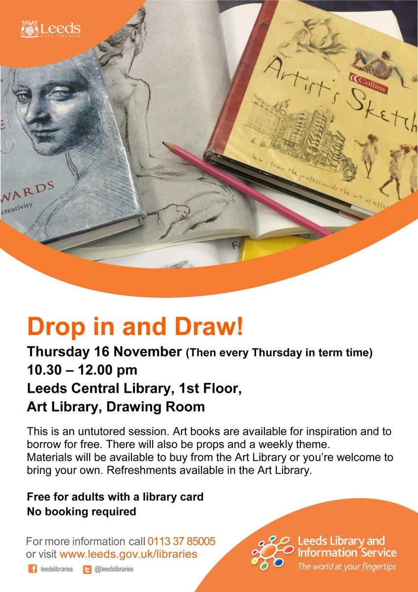 Leeds Libraries on Twitter:
