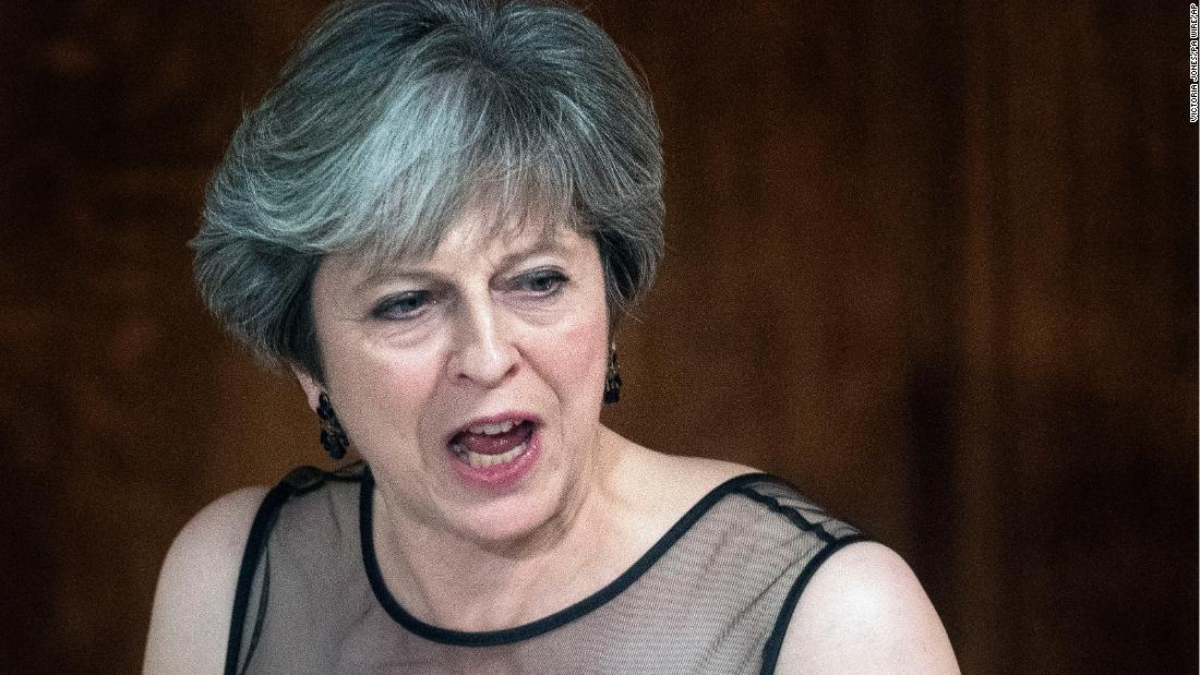 UK Prime Minister Theresa May has strong words for Russia: 'We know what you are doing. And you will not succeed' https://t.co/AB4s1k5n2y