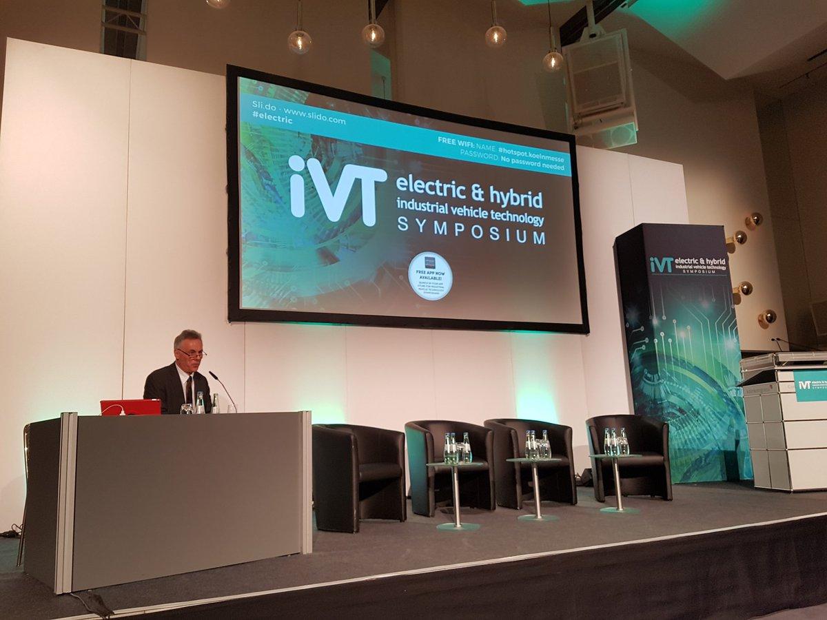 #privesrl in Cologne at #iVT #electric &amp; #hybrid symposium<br>http://pic.twitter.com/vMSNE1Vs0O