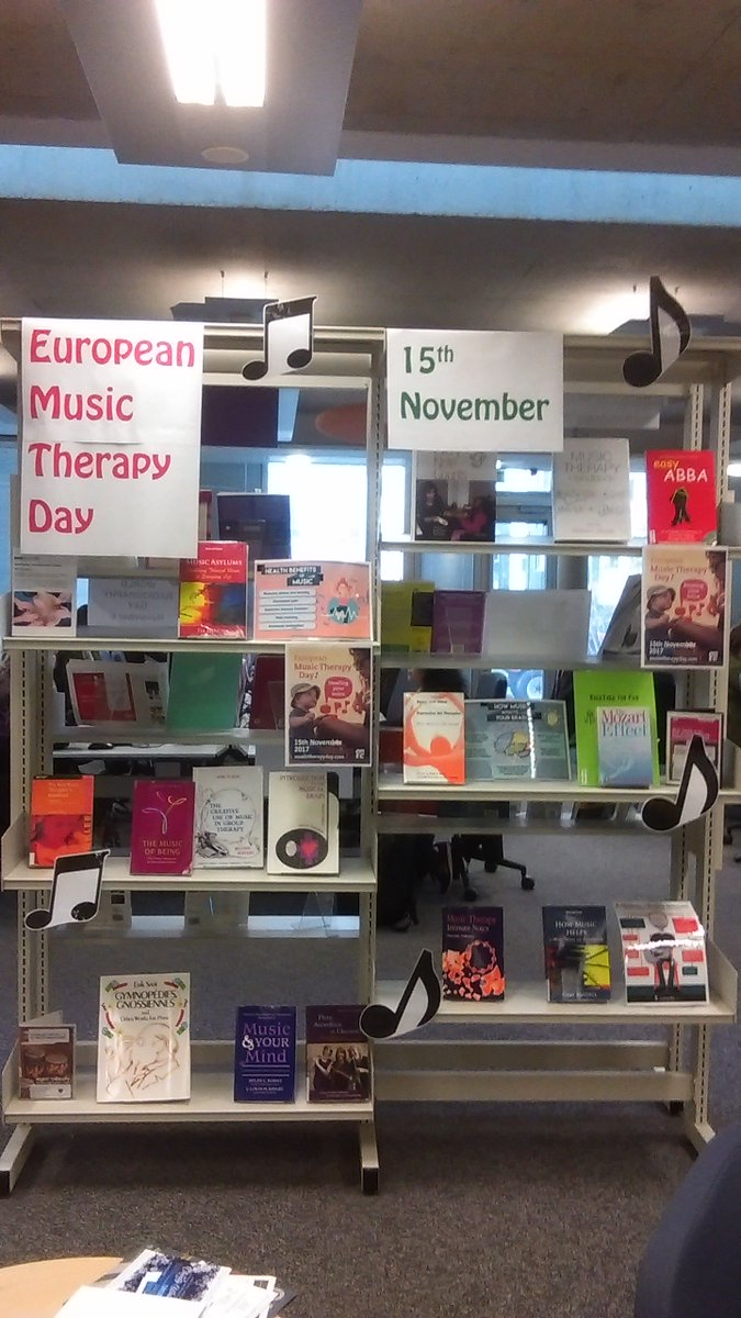 This is #EuropeanMusicTherapyDay  #EMTC is the Confederation of professional music therapy associations in Europe – showing the power of connecting through music <br>http://pic.twitter.com/otpRwQY2tY