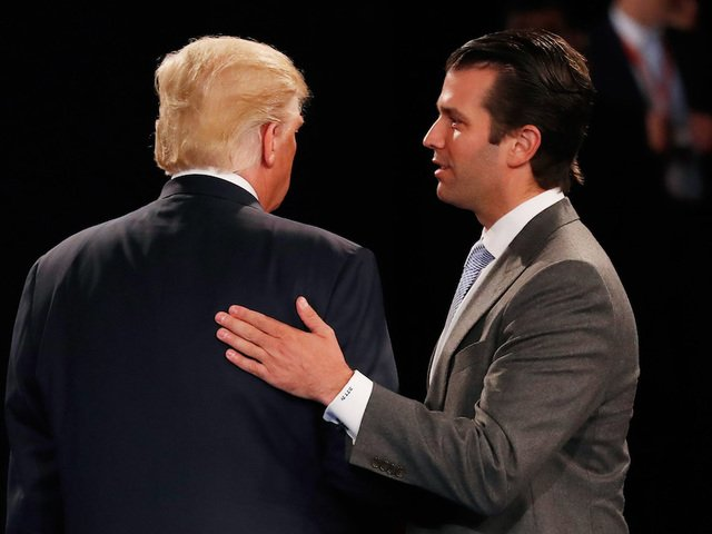 What we know about Trump Jr.'s exchanges with #WikiLeaks https://t.co/VMzENtbtnN