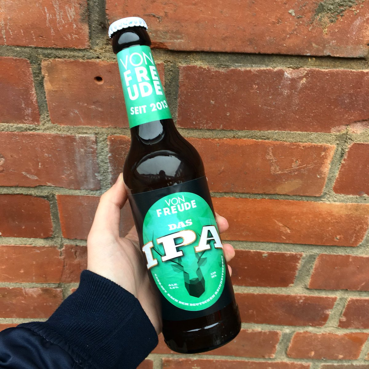 Sad about #ITASWE or happy about it? In both cases, our cool #IPA helps. https://t.co/FZcj5q8XEd