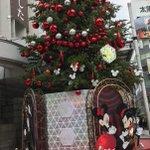 渋谷に行ったらこんな凄いものが...!!!もうそろそろ12月...クリスマス...はっ.. pic.…