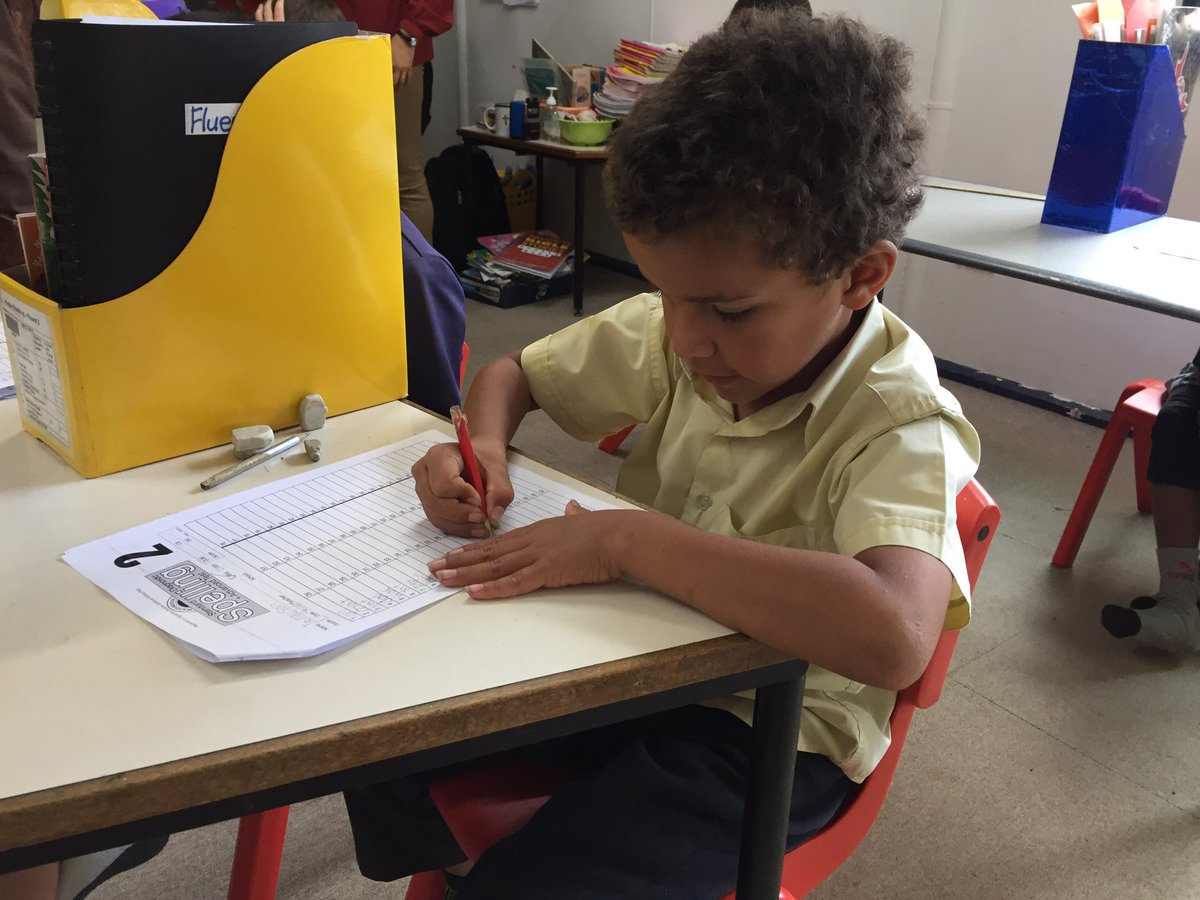 The Waddington test is a diagnostic test we use from early learning through Year 10