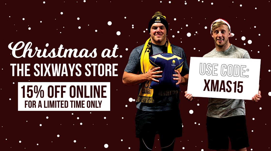 🛒 🎄 🎅 Get 15% OFF EVERYTHING @SixwaysStore till 9am this Monday!  Simply enter the code XMAS15 at checkout!  👉 https://t.co/LfCEUnEfCH