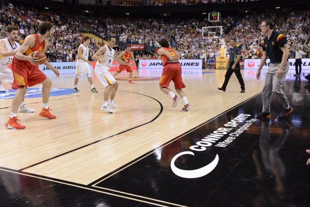... Of Wooden Flooring For FIBAu0027s Top Level Intu0027l Competitions Until 2020  Including The 2019 FIBA Basketball World Cup U0026 Olympic Basketball  Tournament At ...