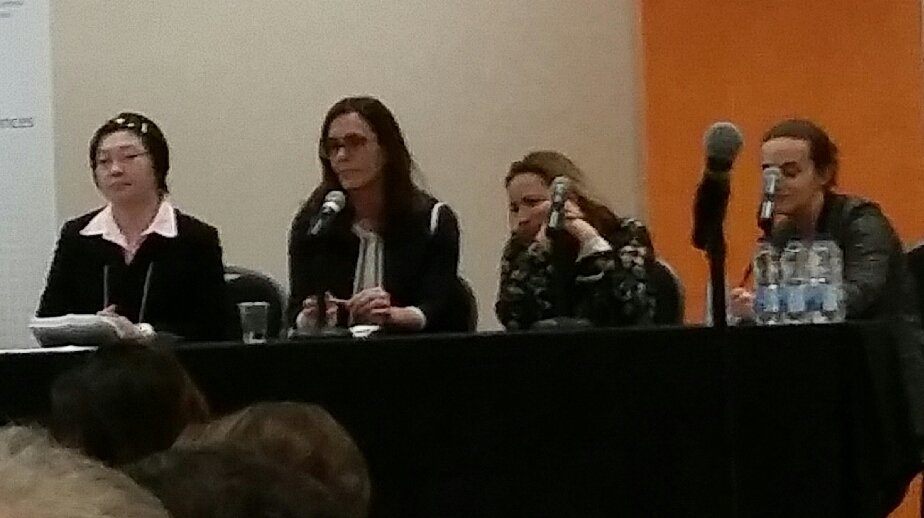 All-female panel of researchers in this session at @CRDCN conference! #crdcn2017 #manels <br>http://pic.twitter.com/5QjvqsHAcC