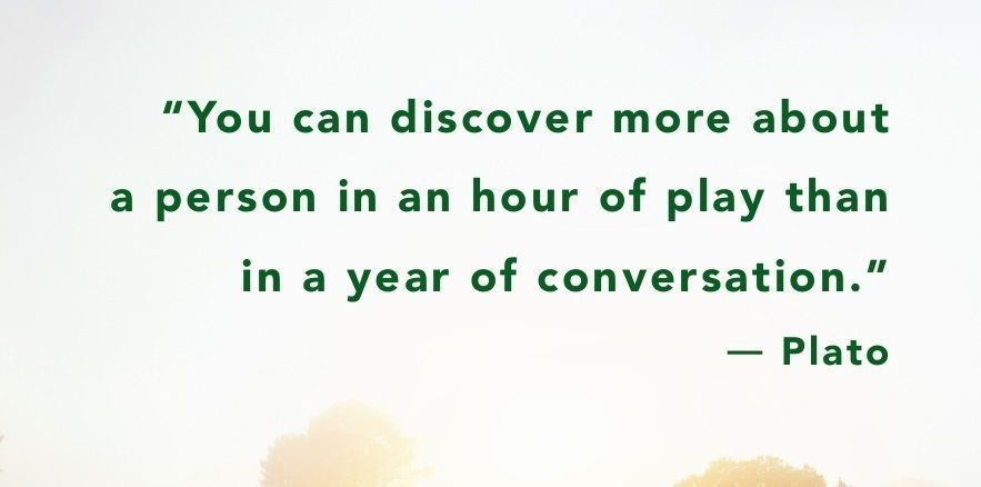 You can discover more about a person in an hour of play... #HaveFun #GoPlay<br>http://pic.twitter.com/Y6KkWZBeeM