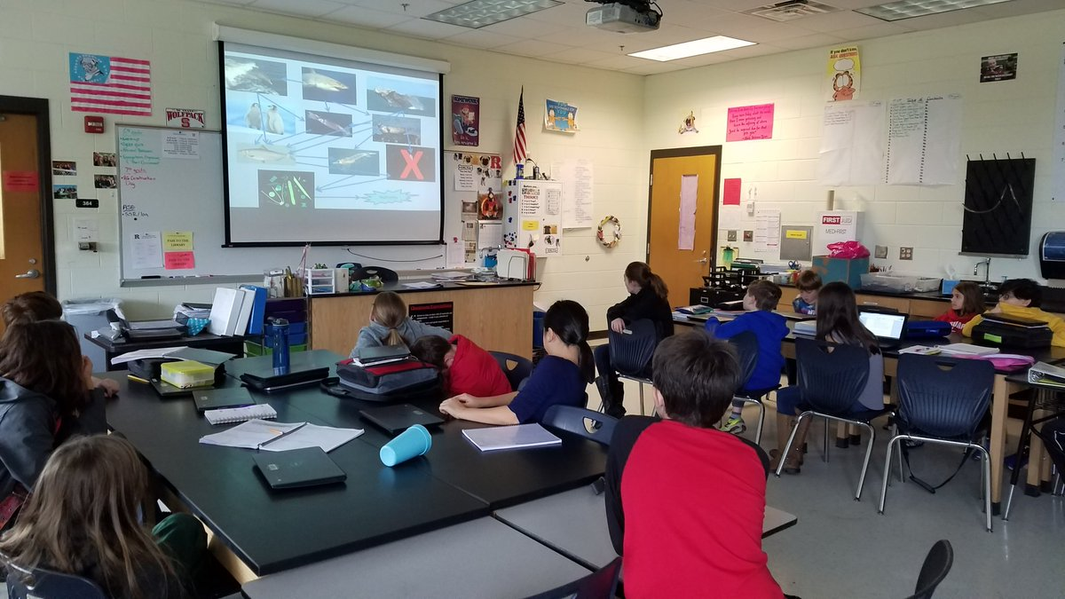 1E 6th gr @RMS_CBG Ss chat with biology professor Dr. @EggErin to learn about aquatic microbiology in conjunction with their unit on ecosystems. #skypeascientist #robioUS #oneccps @scienceCCPS @ccps_gifted<br>http://pic.twitter.com/5a6Cqj2CEe