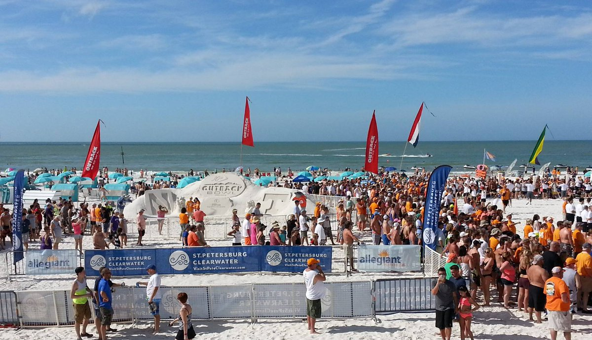 A8: @outbackbowl Beach Day right here on...