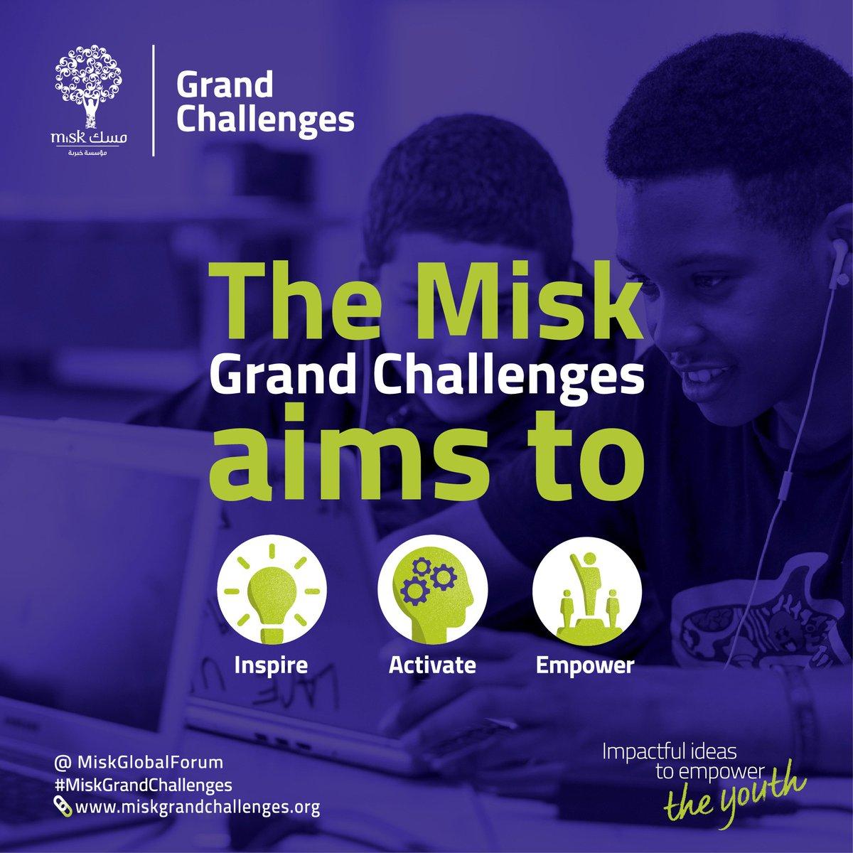 Misk Global Forum on Twitter: