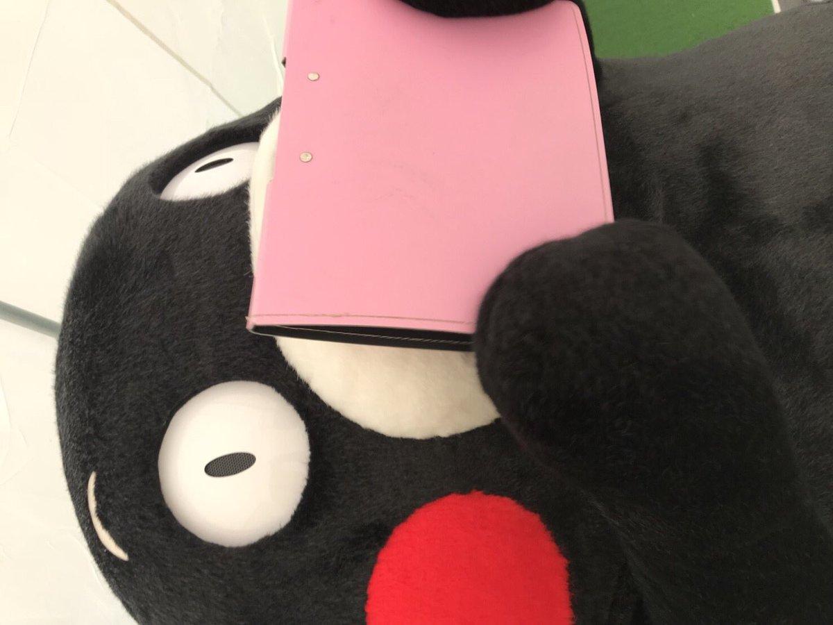 今日も楽しかったモン☆明日もよか1日になりますように・・・おやくま!