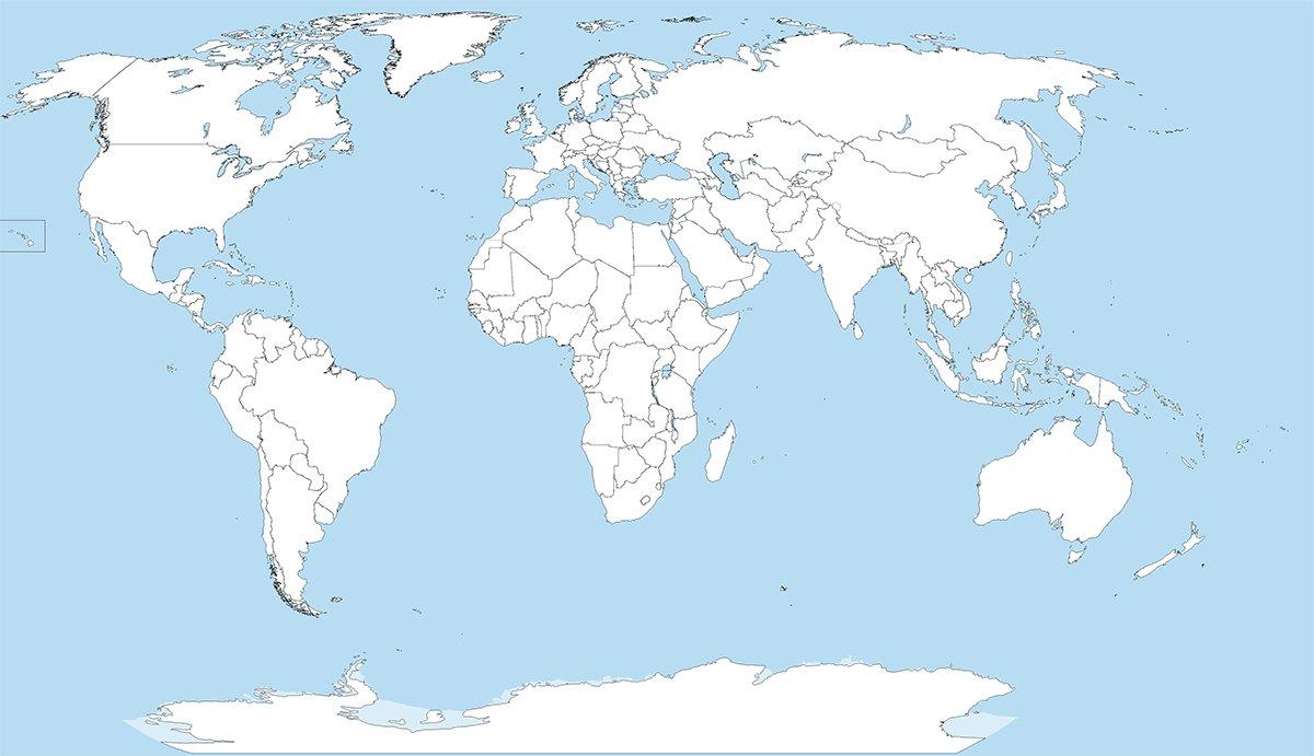 RT @SinAzucarOrg: En rojo, los países en los que se toma insuficiente azúcar.  #diamundialdeladiabetes https://t.co/4RhFud8VEB
