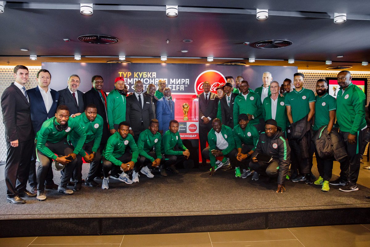 Physicality could be key as Nigeria look to make impact in Russia