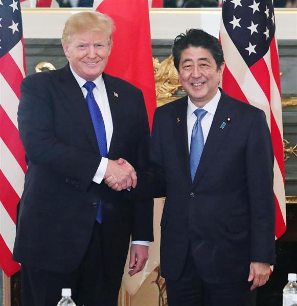 北朝鮮「忠犬の振る舞いは実に疎ましい」 トランプ大統領支持の安倍首相を非難 「日本は張り子の虎にすぎ…