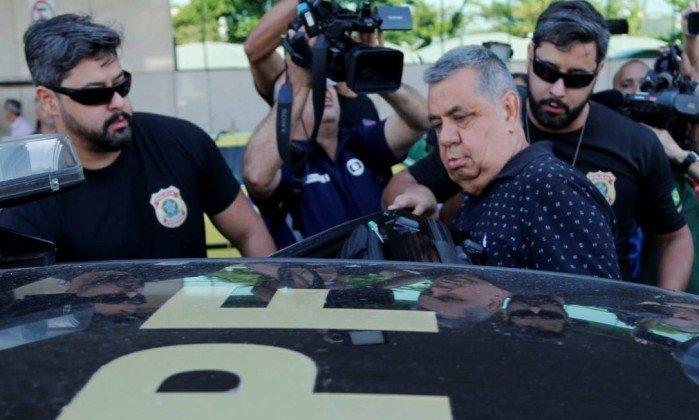 'Gêmeos da Federal' chamam atenção ao lado de Jorge Picciani. https://t.co/orED73n7km