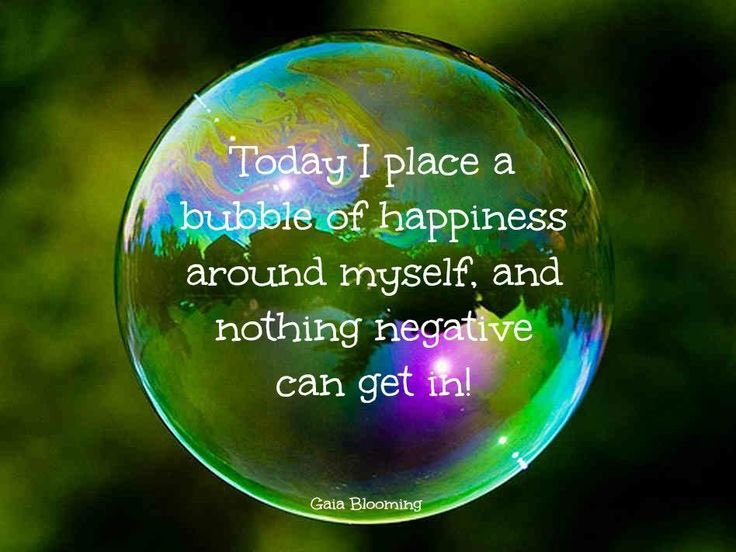 #LightenUpTodayBy staying inside your happiness bubble. <br>http://pic.twitter.com/IXU5J0WiXs