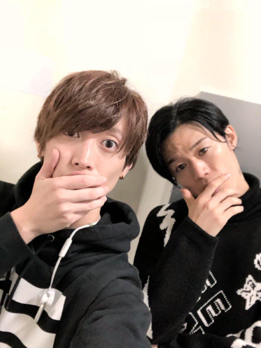 SHIROSE × DAIKI!!!!!!!!!!!!!!!! 2017.11.14 東京でベストフ…