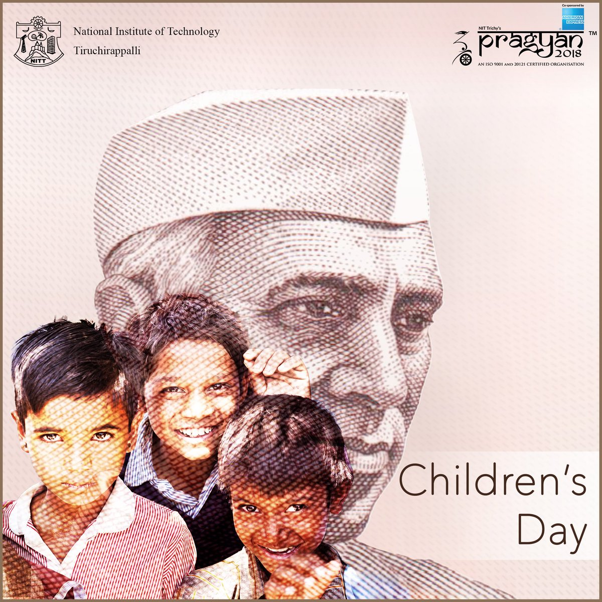 #Pragyan celebrates #ChildrensDay by saluting that sharp child-like curiosity that can change the world. #LetsCelebrateTechnology<br>http://pic.twitter.com/ldnE0BFMgQ