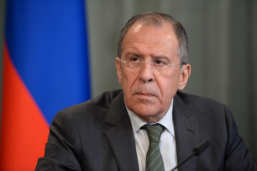 #Russian foreign Minister #Lavrov,#Russia and #Iran are legally present in #Syria upon the invitation of the #Syrian Government to participate in the War on terror,while the presence of the #US-led coalition is illegal.<br>http://pic.twitter.com/lNSqxf4SMq