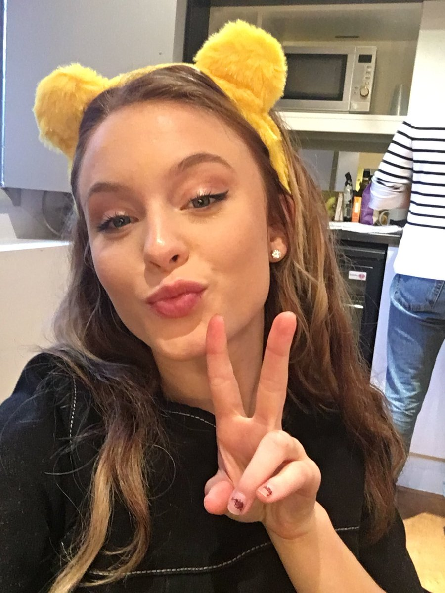 Zara Larsson On Twitter Get Your Ears On And Post A Selfie For