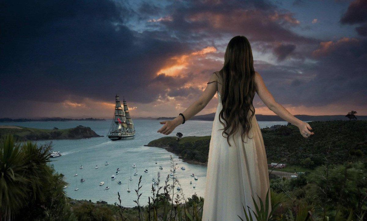 RT @AlmiraKaan: Baka Kalırım Giden Geminin Ardından; Atamam Kendimi Denize, Dünya Güzel;🐞  #OrhanVeli https://t.co/YnEd2igZDa